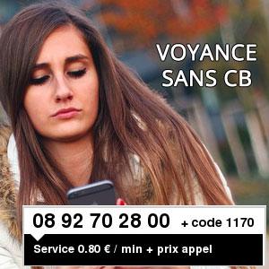 Voyance par téléphone sans CB –voyoscope.com