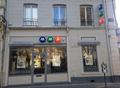MMA répond à vos besoins en mutuelle santé à Lille