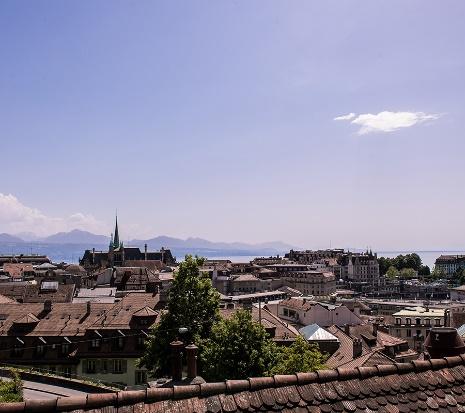 Besoin d'un photographe à Lausanne – demandez à Lakeprod !